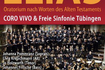 Plakat Freie Sinfonie Elias